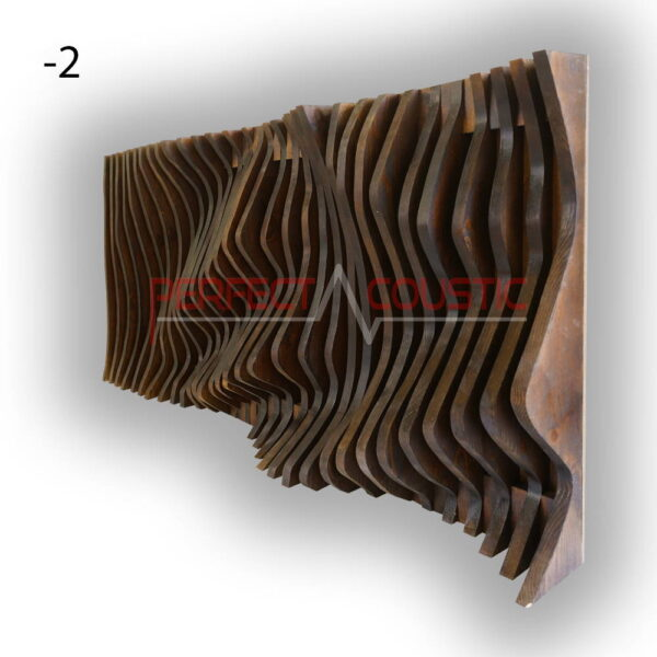 -2 parametric diffuser brown....
