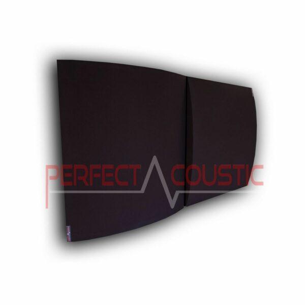 3d acoustic panel braun