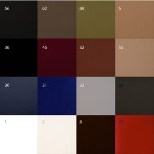 Akustiske panelfarver