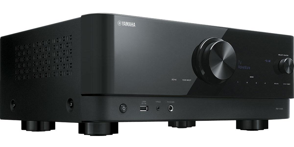 Anmeldelse af Yamaha RX-V4A-modtageren