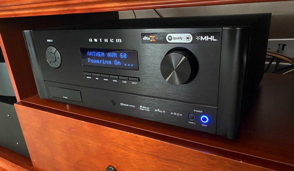 Anthem AVM 60 forforstærker