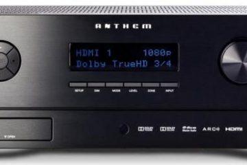 Anthem MRX710 tuner AV forstærker