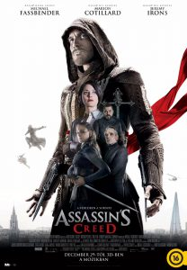 Assassin's Creed-filmplakat