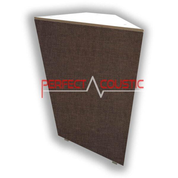 Basfælde hjørneelement brun
