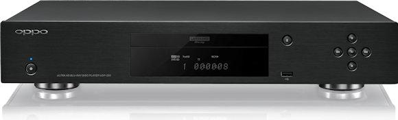 Blu-ray-afspiller Oppo-UDP-203