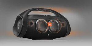 Boombox 2 højttalere