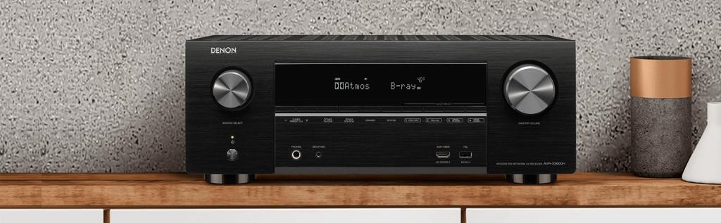DENON-AVR-X3600H forstærker