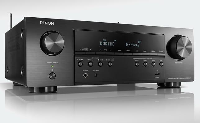 Denon AVR-S650H-modtager