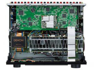 Denon-AVR-X3600H fra den