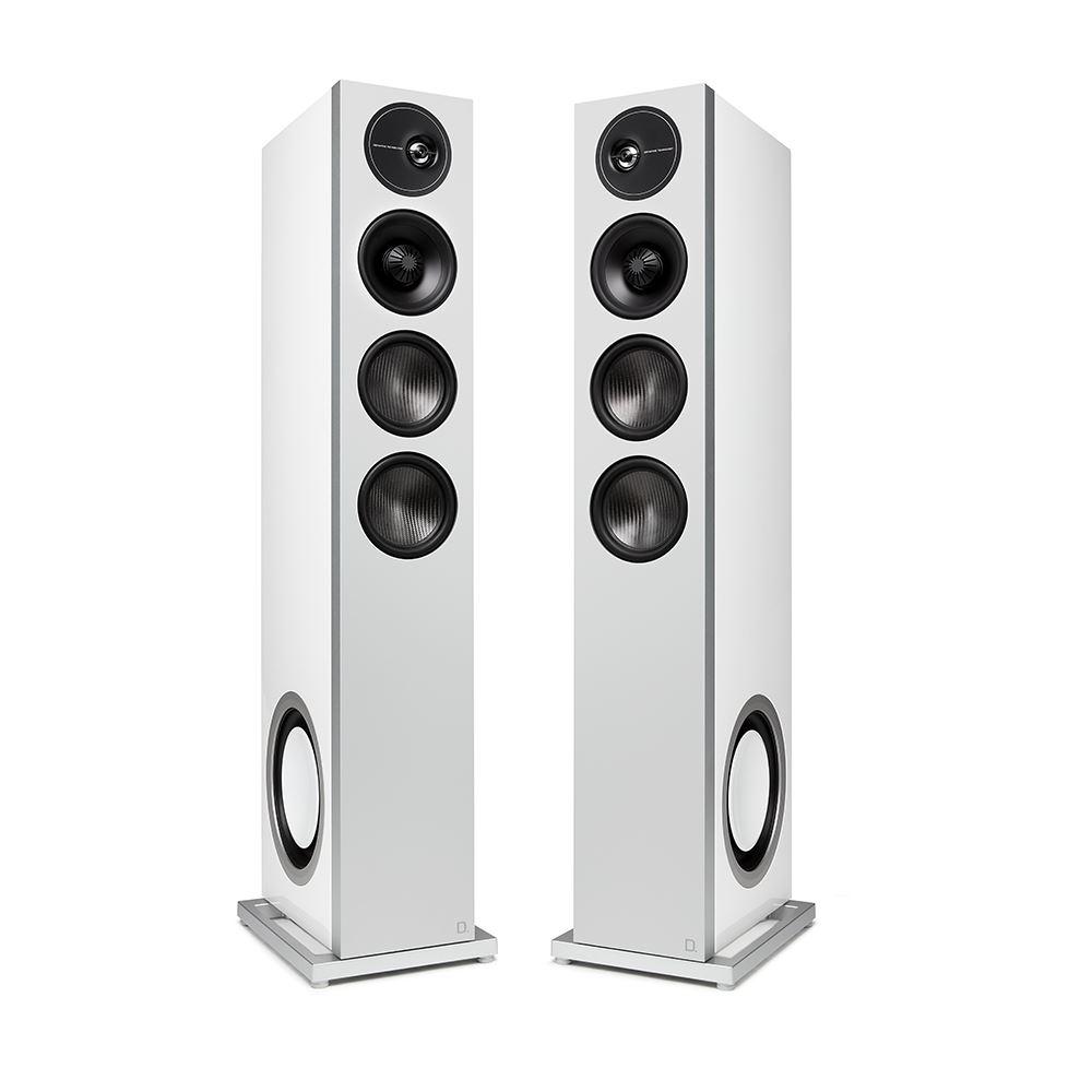 Endelig teknologi til White Tower D15-højttalere