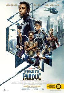 Filmaffiche Black Panther