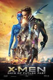 Filmaffisch X-Men-Days-of-Future-Past