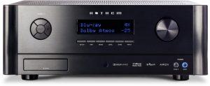 Frontpanel på Anthem-AVM-60 forforstærker