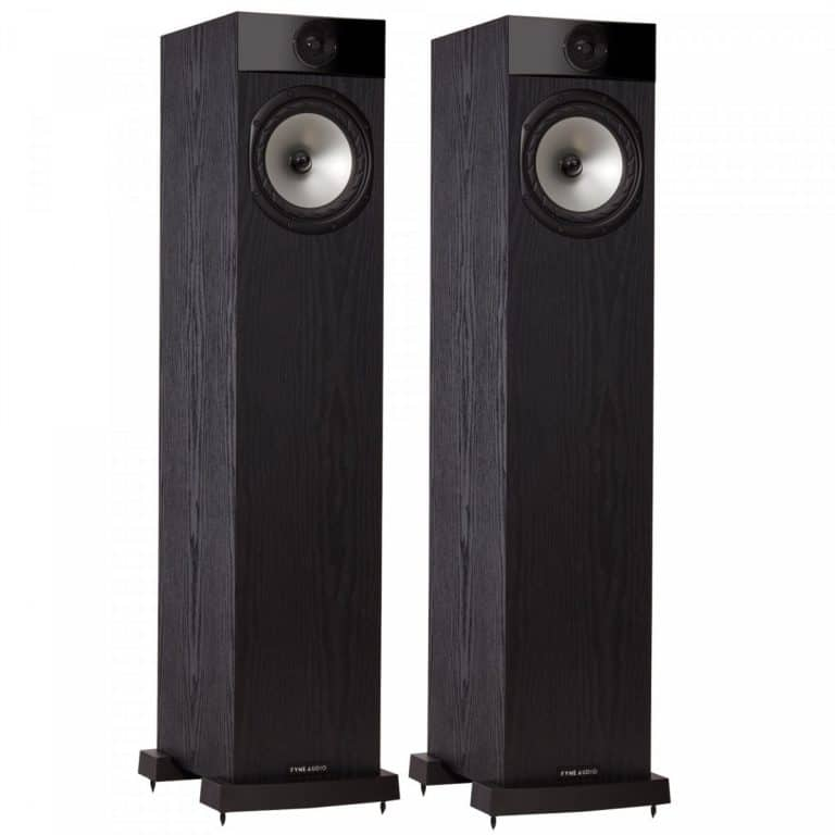 Fyne Audio F302 højttaler anmeldelser