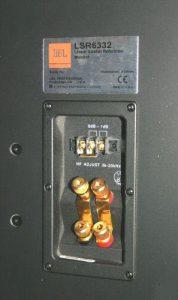 Gennemgang af JBL-LSR6332L