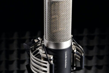 Hovedbillede af Audio-Technica-AT5040 mikrofonen.