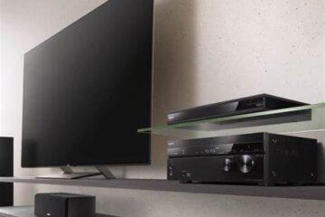 Hovedbillede af Sony STR-DN1080-modtager