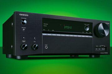 Hovedbilledet af Onkyo TX NR676 forstærker