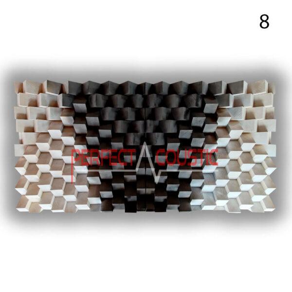 Vægpanel-8 farve