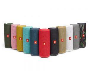 JBL roterer 5 farver