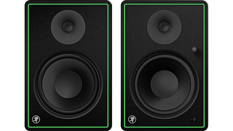Mackie-CR8-XBT-monitor-da-studio-test
