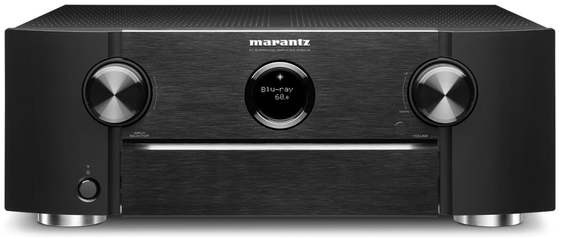 Marantz-SR6015 modtager test