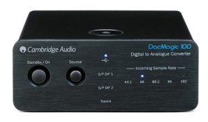 Převaděč Cambridge Audio Dacmagic 100