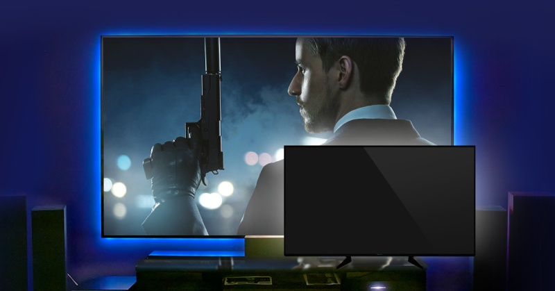 Projektor versus tv