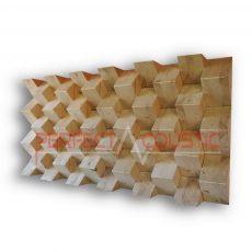 Pyramid diffusor