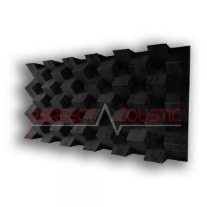 Pyramid akustisk diffusor farve