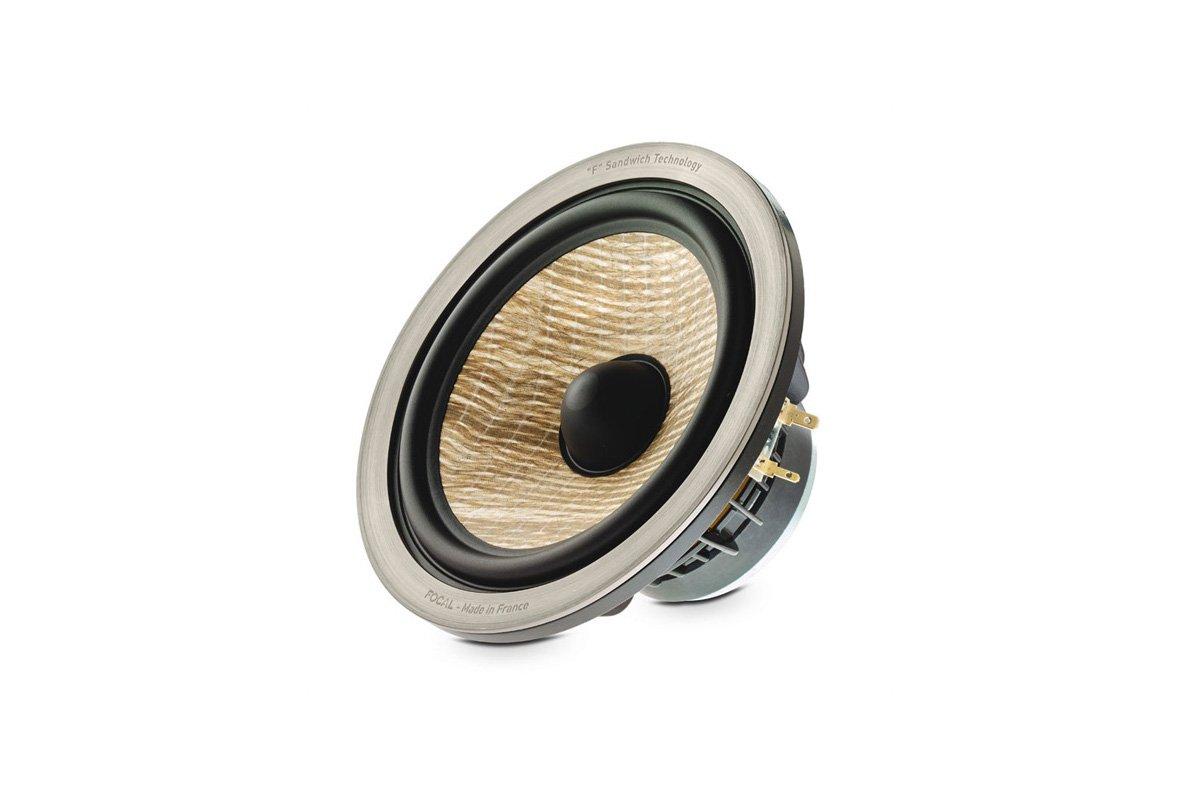 Sandwichteknologi til Aria 906 højttalere