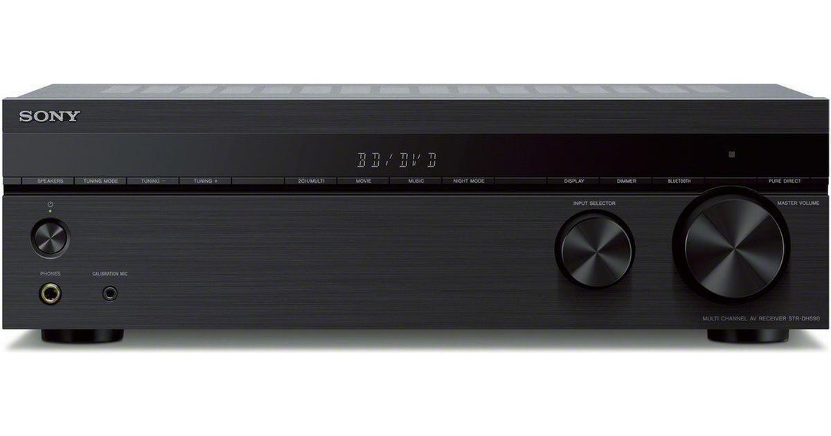 Sony-STR-DH590 AV-mottagare