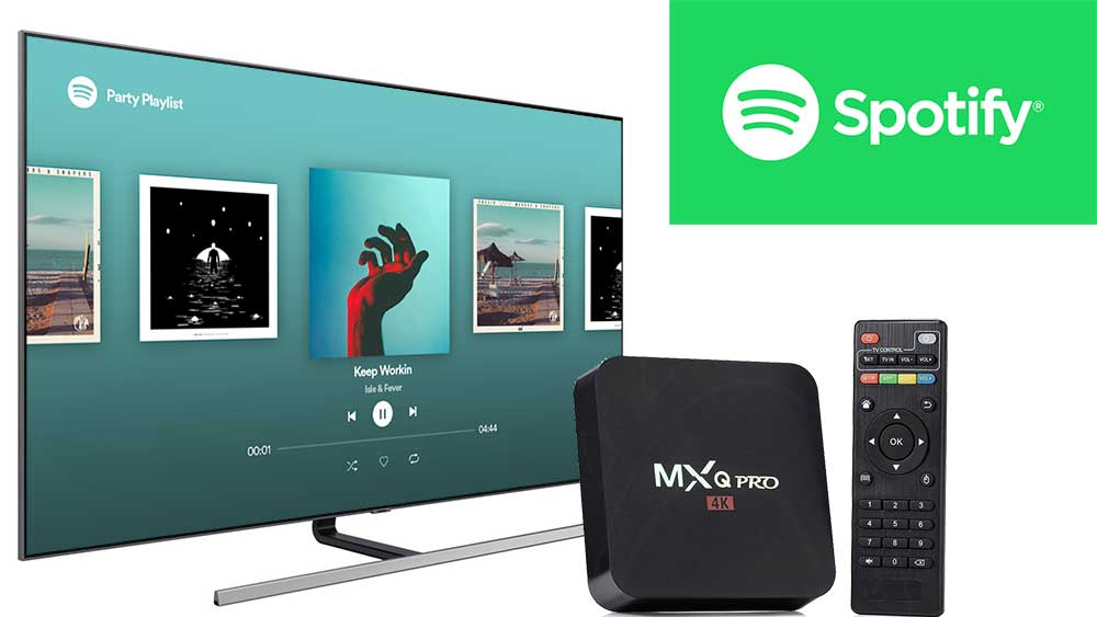Streaming-applikation til Android TV