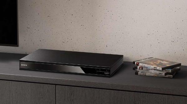 Test Sony-X800M2