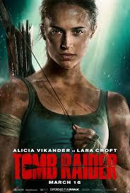 Tomb Raider-filmplakat