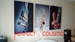 Trykte akustiske paneler (1)