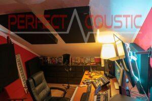 akustisk behandling på loftet
