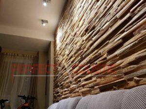 akustisk diffusor placeret på væggen i biografrummet (3)