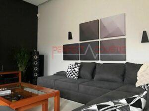 akustisk panel på væggen i biografrummet (2)