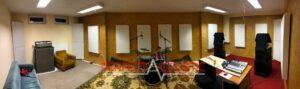akustisk panel, placering af lydabsorberende panel