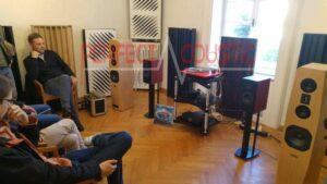 akustiske diffusorer i Barabas villa