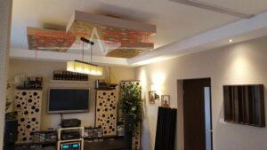 akustiske plader i loftet (2)