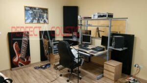 diffusor frontpanel akustiske paneler i studio (3)