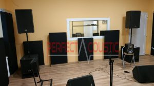 diffusor frontpanel akustiske paneler nær væggen (2)