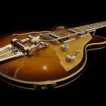 guitarist printed acoustic panels