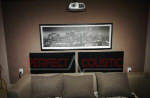 hjemmebiograf akustisk design med rustik basabsorber (2)