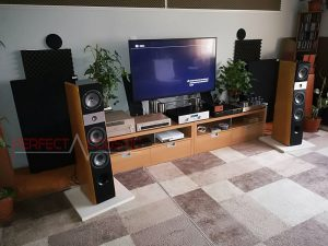 hjemmets akustiske design med diffusorens frontpanel akustiske paneler (2)
