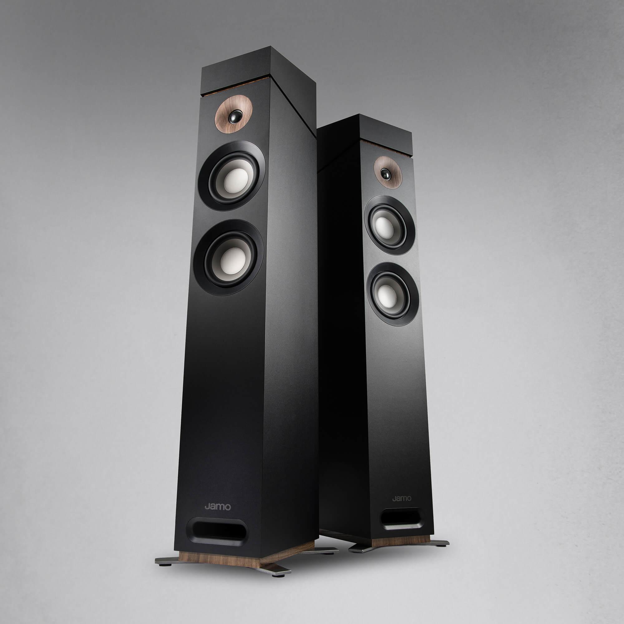 kritisk højttaler jamo-s-807
