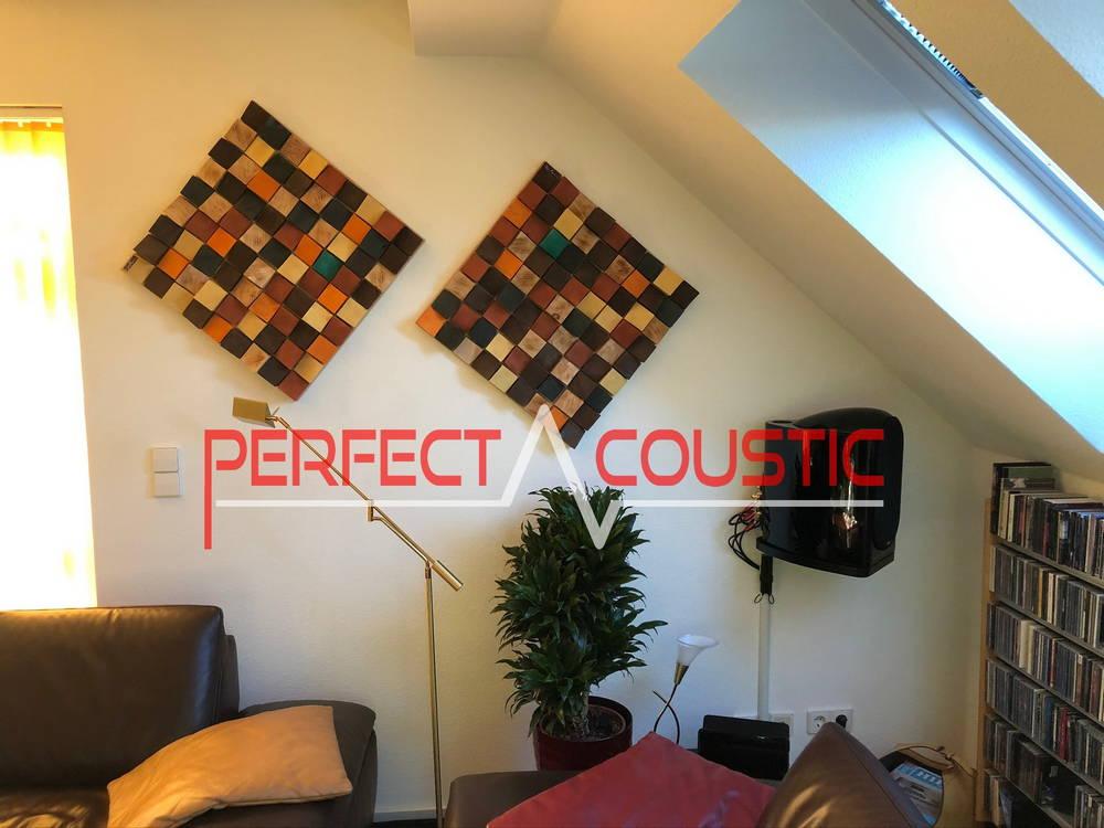 akustiske træpaneler
