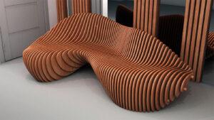 parametrisk møbeldesign